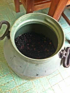Making Jabuticaba Liquor