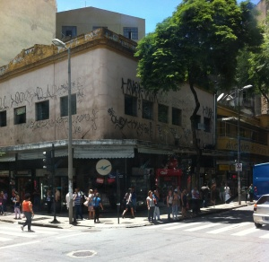 Downtown Belo Horizonte