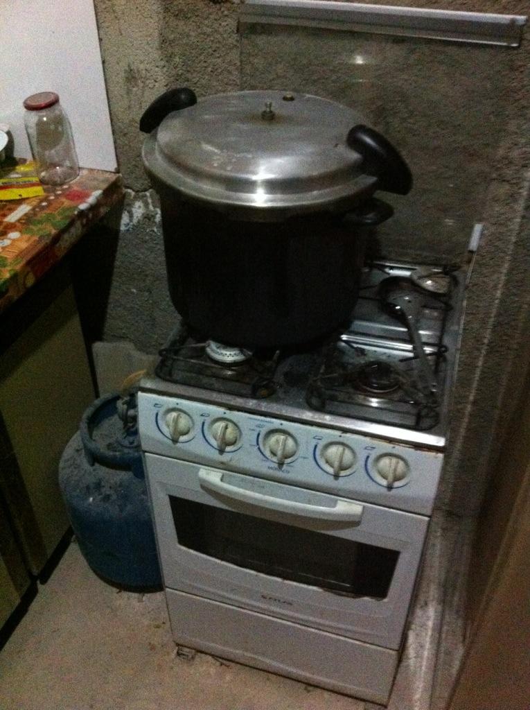 The World's Biggest Pressure Cooker
